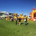 Rides at Belmont Racecourse