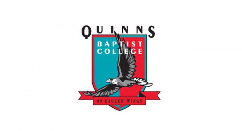 Quinns Baptist College logo