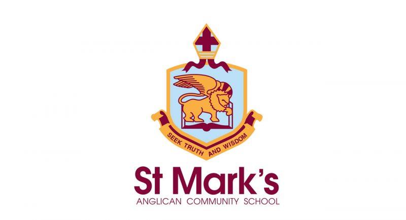 St Marks school logo