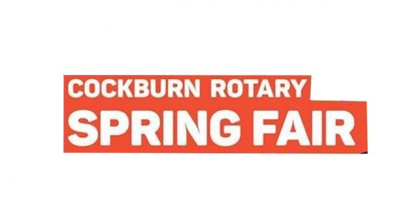Cockburn Rotary Fair logo