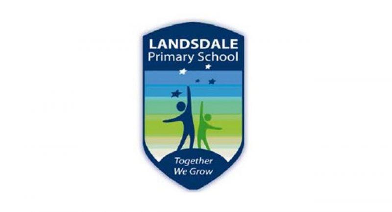 Landsdale Primary logo