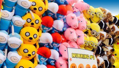 Big prizes to be won